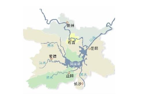 洞庭湖生态经济区规划获批